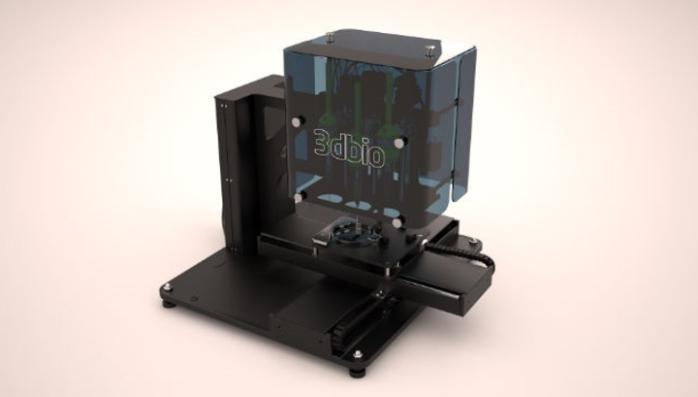 Отечественный 3D-биопринтер