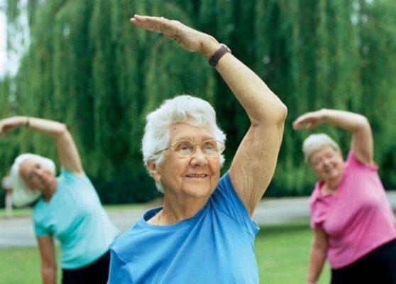 движение залог здоровья