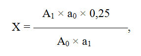 Ацетилсалициловая кислота Формула 2