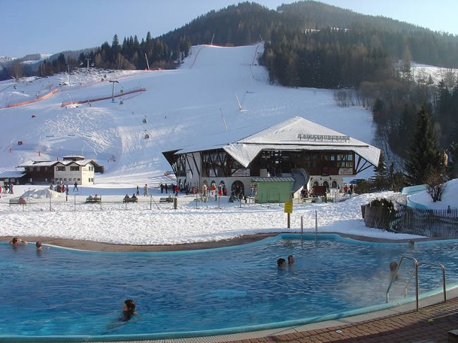 Лечебные курорты в Европе: Бад Кляйнкирххайм в Австрии