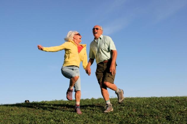 Две минуты прыжков в день обеспечат здоровую старость