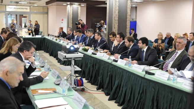 заседание рабочей группы при Минпромторге по вопросу расширения производства продукции для инвалидов